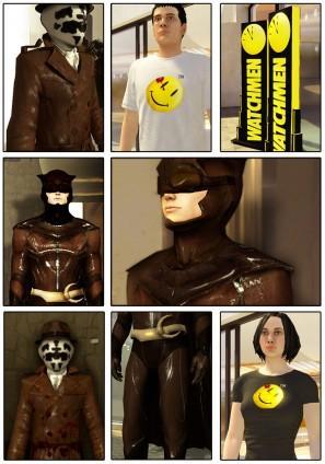 Watchmen приходит в HOME